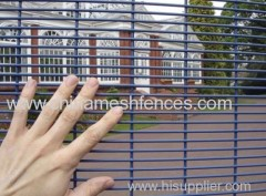 358 fence anti-climb fence 358anti-climb fencing PVC coated anti-climb fence