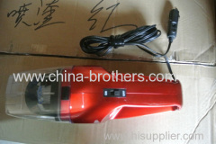 Drive cleaner car vacuum cleaner with Spray painting
