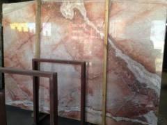 Polished large marble slab YL-05