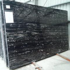 Polished large marble slab YL-07