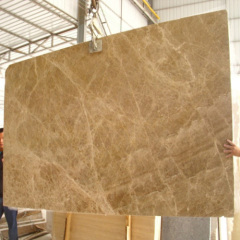 Polished large marble slab YL-12