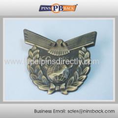 3D Did struck lapel pin