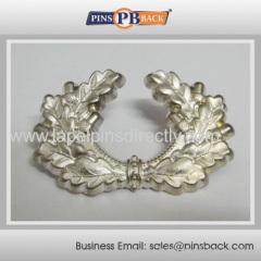 Custom Metal die struck lapel pin