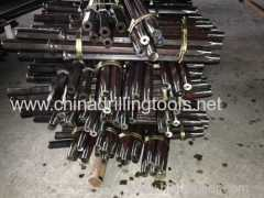 H25 hollow drill steel bars