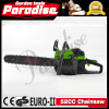 52cc Cheap Powerful Wood Cutting Gasoline Garden Hand Tool Chainsaw