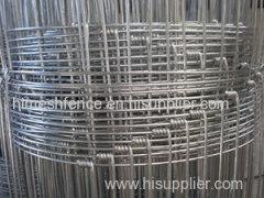 Gegalvaniseerde Scharnier Joint Field Fence HorseFence Wire
