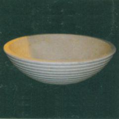 Round Natural Granite Basin