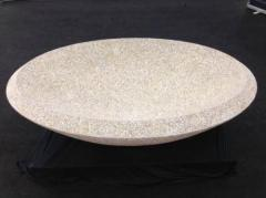 Round Granite Wash Basin