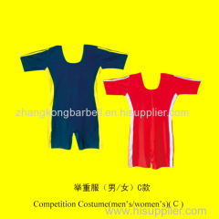 zhangkong brand weightlifting costumes