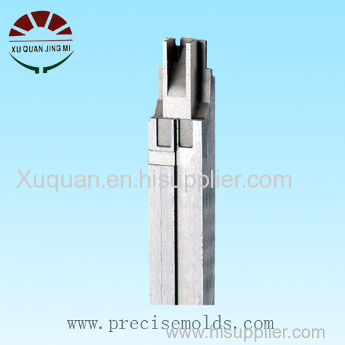 Good quality precision connector mould machining