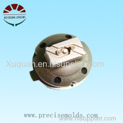 Mould components machining factory