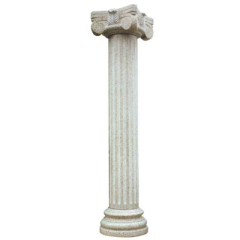 Architectural Carved Granite Pillar