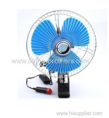12/24 v Car OSCILLATING fan8 inch