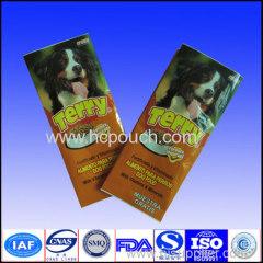 side gusset plastic packaging