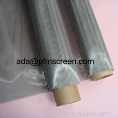 316L 35 micron stainless steel filter wire mesh