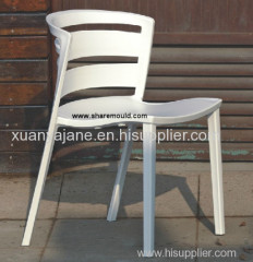 plastic injection chair mould