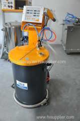 equipo electrostatico manual de polvo