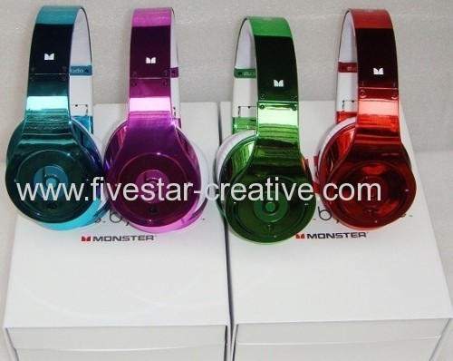 Cheap Beats by Dr.Dre Studio Electroplating High Definition On-Ear Headphones