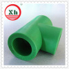 PP-R plastic fittings equal tee DN16