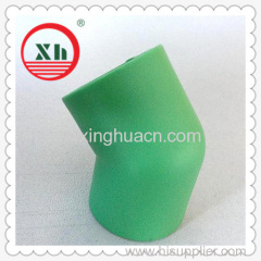 PP-R plastic fittings 45 degree elbow DN16