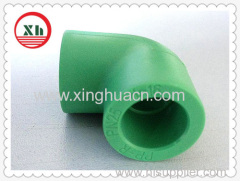 PP-R plastic fittings 90 degree elbow DN16