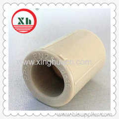 PP-R plastic fittings coupling DN16