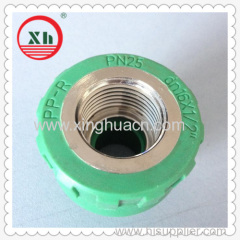 "PP-R female coupling DN16X1/2""F"