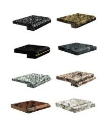 China granite kitchen countertop