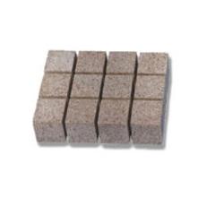 Pattern Granite Cube Stone