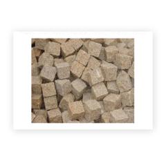 Natural Surface Granite Paving Stone
