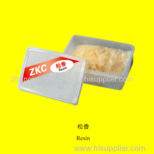 china zhangkong brand resin