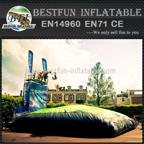 Soft Air Bag for Extreme Sports