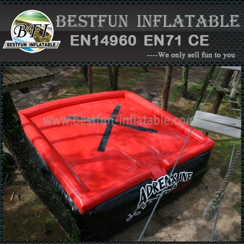 Dry-slope jump Big Air Bag
