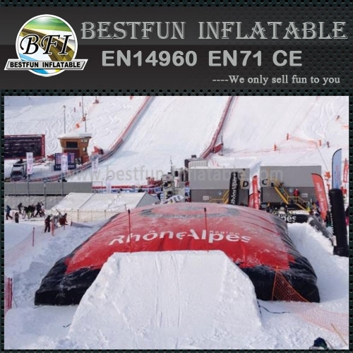 12m Skiing Jump Big Air Bag