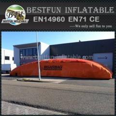 PVC Inflatable Free-dropping Air Cushion