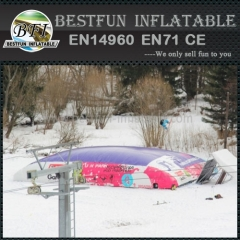High Quality dry-slope Jump Air Cushion