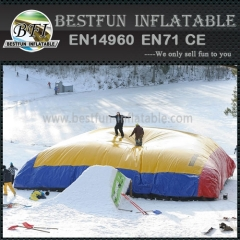 Safety Air Bag for Extreme Sports