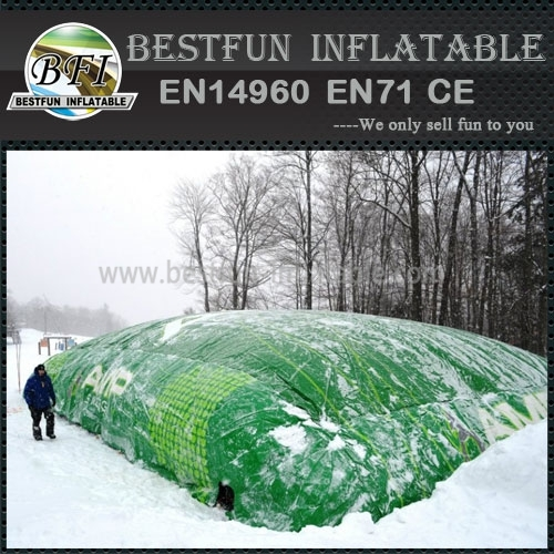 Fun Mountain Ski Inflatable Bag