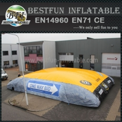 Yellow Topsheet Air Bag