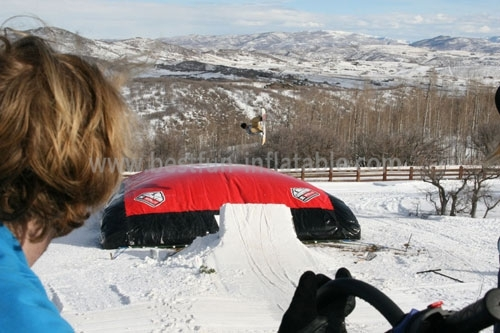 Best Price Freestyle Jumping Training Bigairbag Cushion