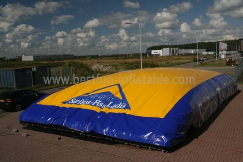 High Quality dry-slope Jump Bigairbag Cushion