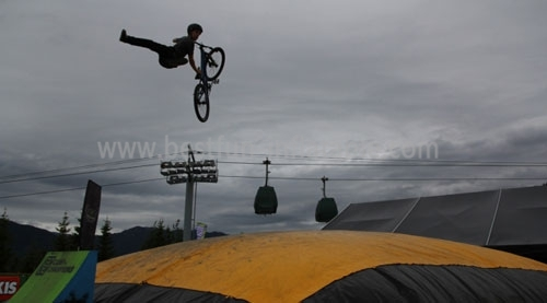 Soft Air Bag for Freestyle Jumping