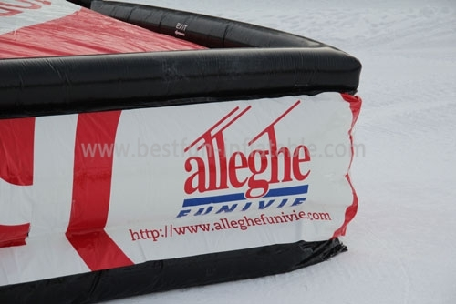 Top Cover Replacement Mountain Ski Air Bag
