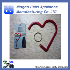 hot selling heart shaped hanger