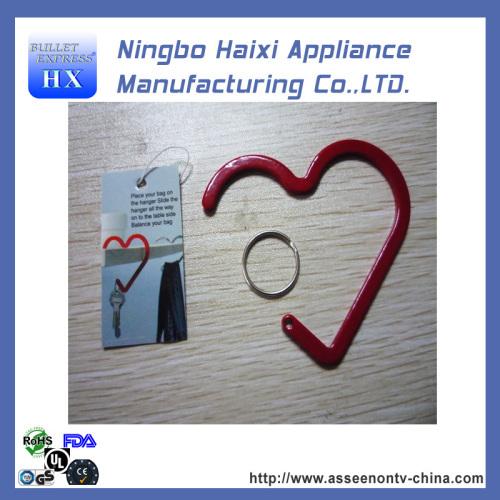 hot selling heart shaped hanger