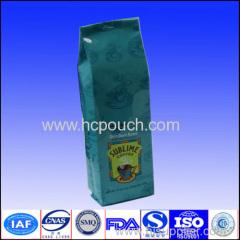 side gusset coffee packaging bag