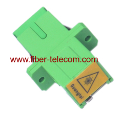 SM plastic fiber adapter