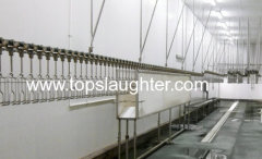 Food Processing Industry Chicken Abattoir Equipment