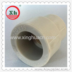 PP-R plastic fittings reduced socket DN20X16