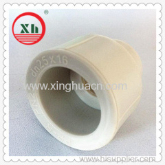PP-R plastic fittings reduced socket DN25X16